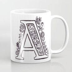 A is for Mug