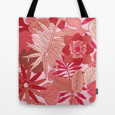 Botanic in Rose Tote Bag