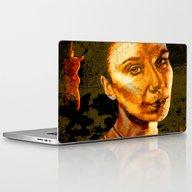 KITTY KILL Laptop & iPad Skin