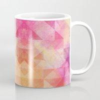 Triangles Pattern Mug