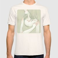 Her. Mens Fitted Tee Natural SMALL