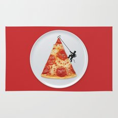 Pizza Topping Rug