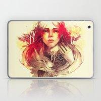 Purity In Red Laptop & iPad Skin