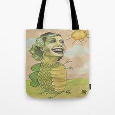 SUNSHINE DINO Tote Bag