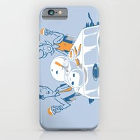 Neighbors Ate My Snowman iPhone 6 Slim Case