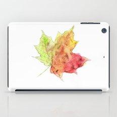 Fall Leaf #2 iPad Case