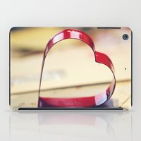 Take my heart, leave your heart iPad Case