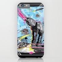 Battle Of Hoth iPhone 6 Slim Case