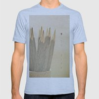 I Love To Draw Mens Fitted Tee Athletic Blue SMALL