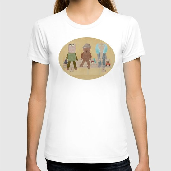 the toy shelf T-shirt