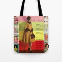 1961 Fall/Winter Catalog… Tote Bag