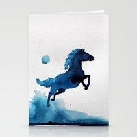 Equus Ferus Caballus Stationery Cards