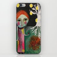 Grow iPhone & iPod Skin