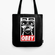 Obey Darth Vader - Star Wars Tote Bag