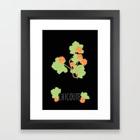 Chicoute Framed Art Print