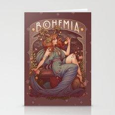 BOHEMIA Stationery Cards