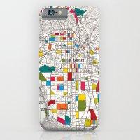 Los Angeles Streets iPhone 6 Slim Case