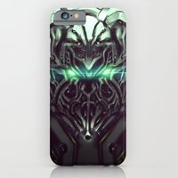 Mask Of Damnation iPhone 6 Slim Case