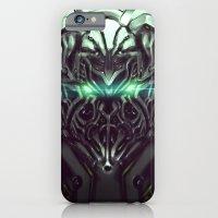 Mask Of Damnation iPhone 6 Slim Case