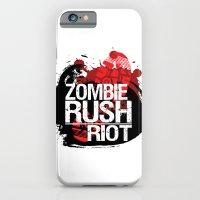 Zombie Rush: Riot iPhone 6 Slim Case