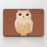 Owlmond 1 iPad Case
