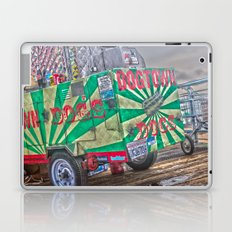 Hot Dogs on The Pier Laptop & iPad Skin