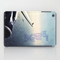 coming back - android case iPad Case