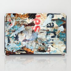 Vestiges II iPad Case