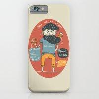 iPhone & iPod Case featuring Brezel und Bier by LostInMyMind