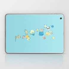 Bubble Animals Laptop & iPad Skin