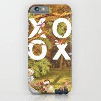 Oh, Xoxo... iPhone 6 Slim Case