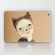 Kiki Kitty Laptop & iPad Skin