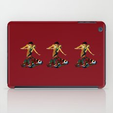 DANCERS - La Fiesta iPad Case