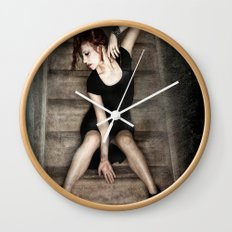 Small Cages Wall Clock
