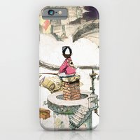 iPhone & iPod Case featuring Dream Fishing by artgreema