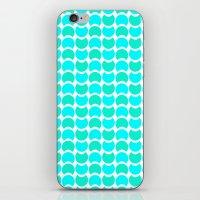 HobNob Sea Large iPhone & iPod Skin
