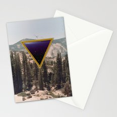 Space Frame Stationery Cards