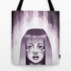 Midnight Visit  Tote Bag