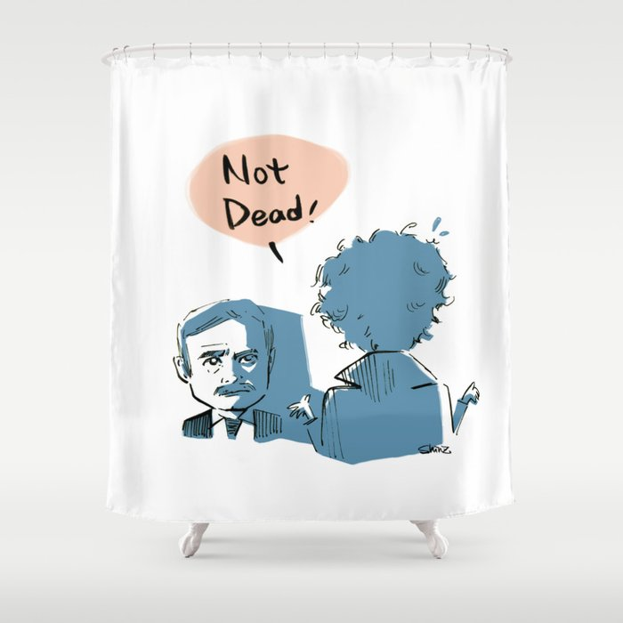 Best Sherlock Shower Curtain