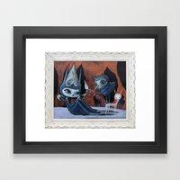 nightwish Framed Art Print