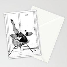 asc 517 - L'affût (Lying in wait) Stationery Cards