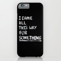 All This Way iPhone 6 Slim Case