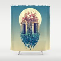 Within Shower Curtain