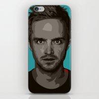 Breaking Bad Jesse iPhone & iPod Skin