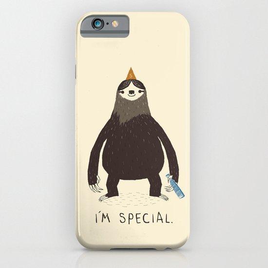 sloth(light) iPhone & iPod Case