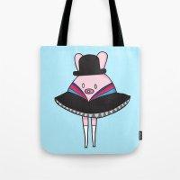 Carmelita Tote Bag