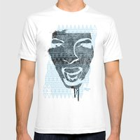 In The Face Of Madness Mens Fitted Tee White SMALL