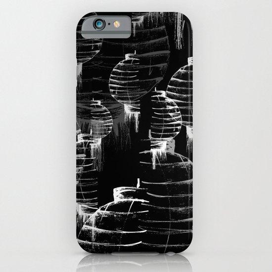 Lantern - black iPhone & iPod Case