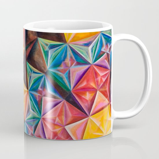 Shape Emanation Mug