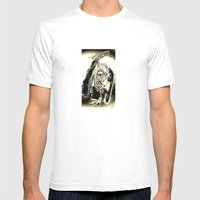 The Deal Maker Mens Fitted Tee White SMALL